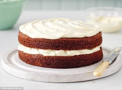 Bake Off Cake