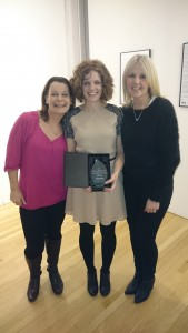 Celine Guery beginner of the year