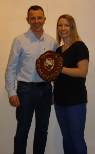 Jayne Thomas Chairmans Award 2014