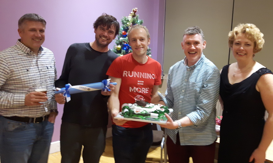 HRC 2015 Bake-Off Winners
