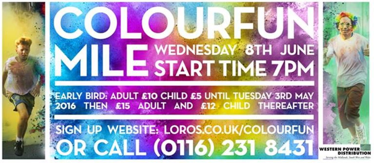 ColourfunMile