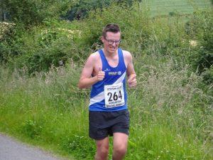 Harry Langham - Male Runner of the Day